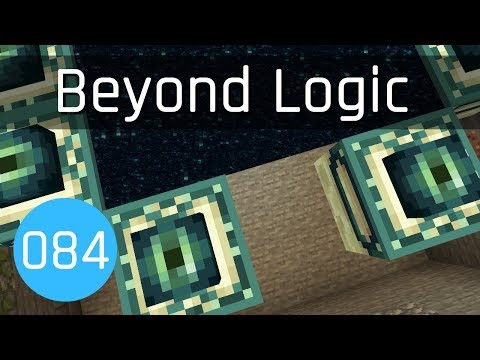 Beyond Logic #84: Breaking End Portal Frames | Minecraft 1.13