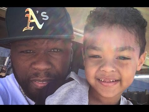 "Thumbnail: 50 Cent ""Gets In Fight With His Son For Buying Apps On His Iphone"""