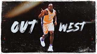 """Shaquille O'Neal Mix - """"Out West"""""""