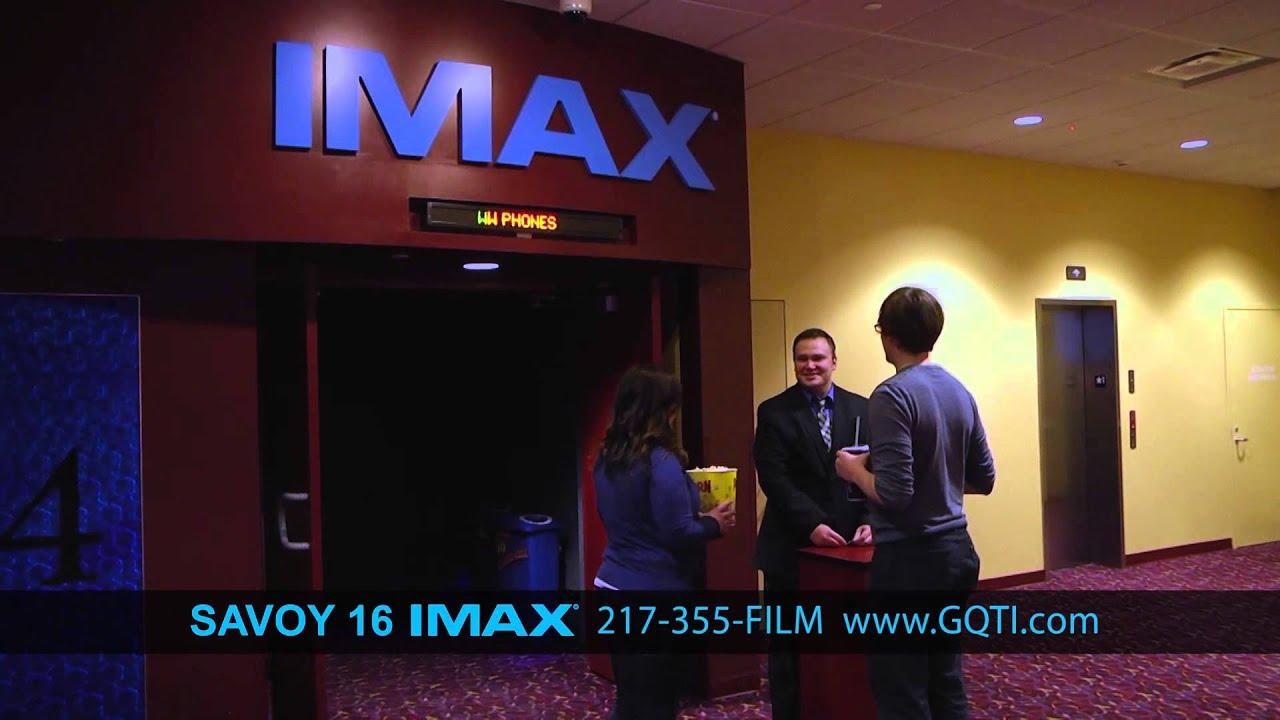 Savoy 16 Imax Theater Youtube