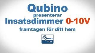 Qubino - Insatsdimmer / 0-10V (Gen 5)