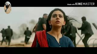 Tera rakshak rakshak main hoon re // Jaya Janaki  Nayaka KHOONKHAR Full Hindi Dubbed Song 2019 🎶