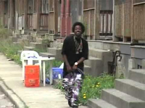 LIL BRUCEY (The Realest One) - MURDA Video Directed By Ruff Bone