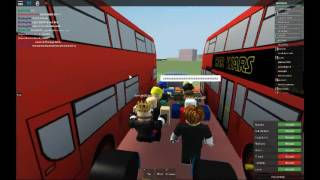 Roblox mind the gap new bus part 2 EXTRA