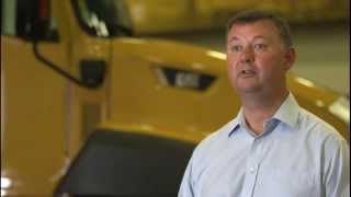 Why Did Caterpillar Choose To Manufacture Its Trucks In Victoria, TX?