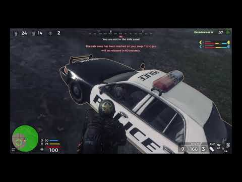 H1Z1: Battle Royale Kill As Many As Possible