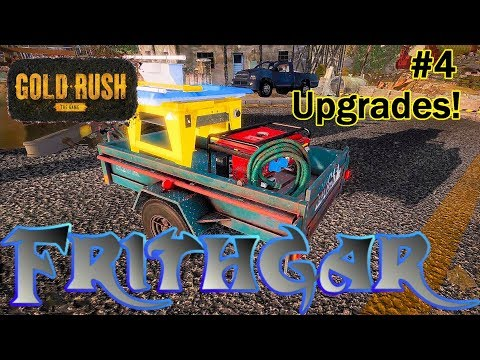 Let's Play Gold Rush The Game #4: Upgrades!