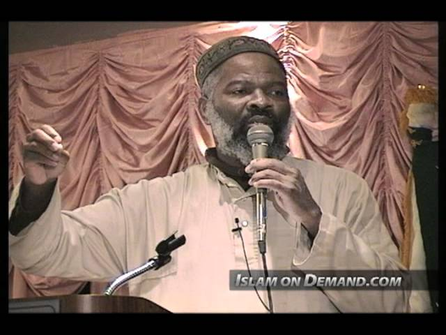 Recognizing the Need For Islamic Education - Siraj Wahhaj