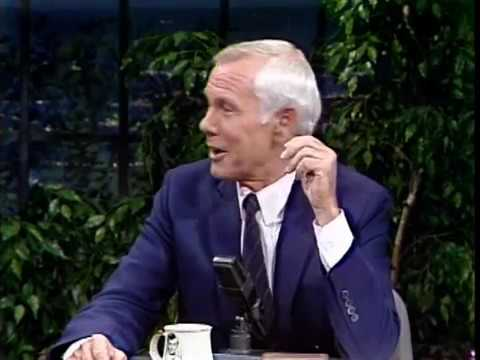 JOHNNY CARSON INTERVIEW STEPHANIE ZIMBALIST