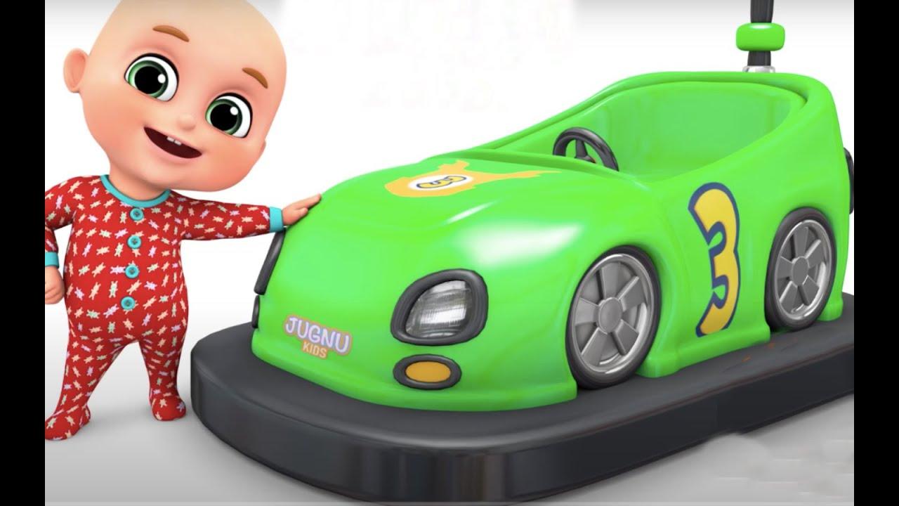 Car Videos - Striking Car Racing - Kids Games Toys Unboxing Surprise egg from jugnu Kids