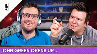 John Green Reveals Hİs Biggest Regrets, Quarantine Anxiety, How Fame Changed Him &... Ep. 43