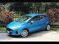 Ford Fiesta 2018 - Prueba de manejo
