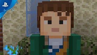 Minecraft - Stranger Things Skin Pack   PS4