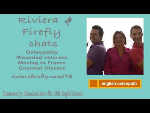 18: English Osteopath moving to France, setting up a business and charitable work with Help for...