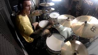 The First Will Be Last - Stray From The Path (Drum Playthrough)