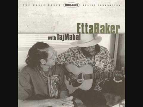 Comb Blues (Etta Baker, Algia Mae Hinton & Taj Mahal)