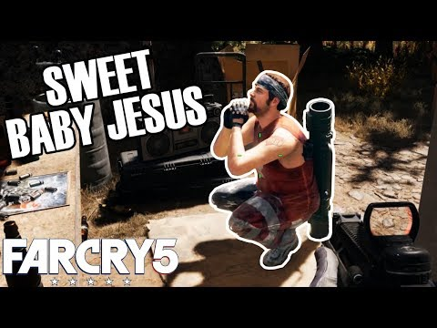 Praise The Monkey God - Far Cry 5