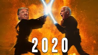 2020 Portrayed by Star Wars