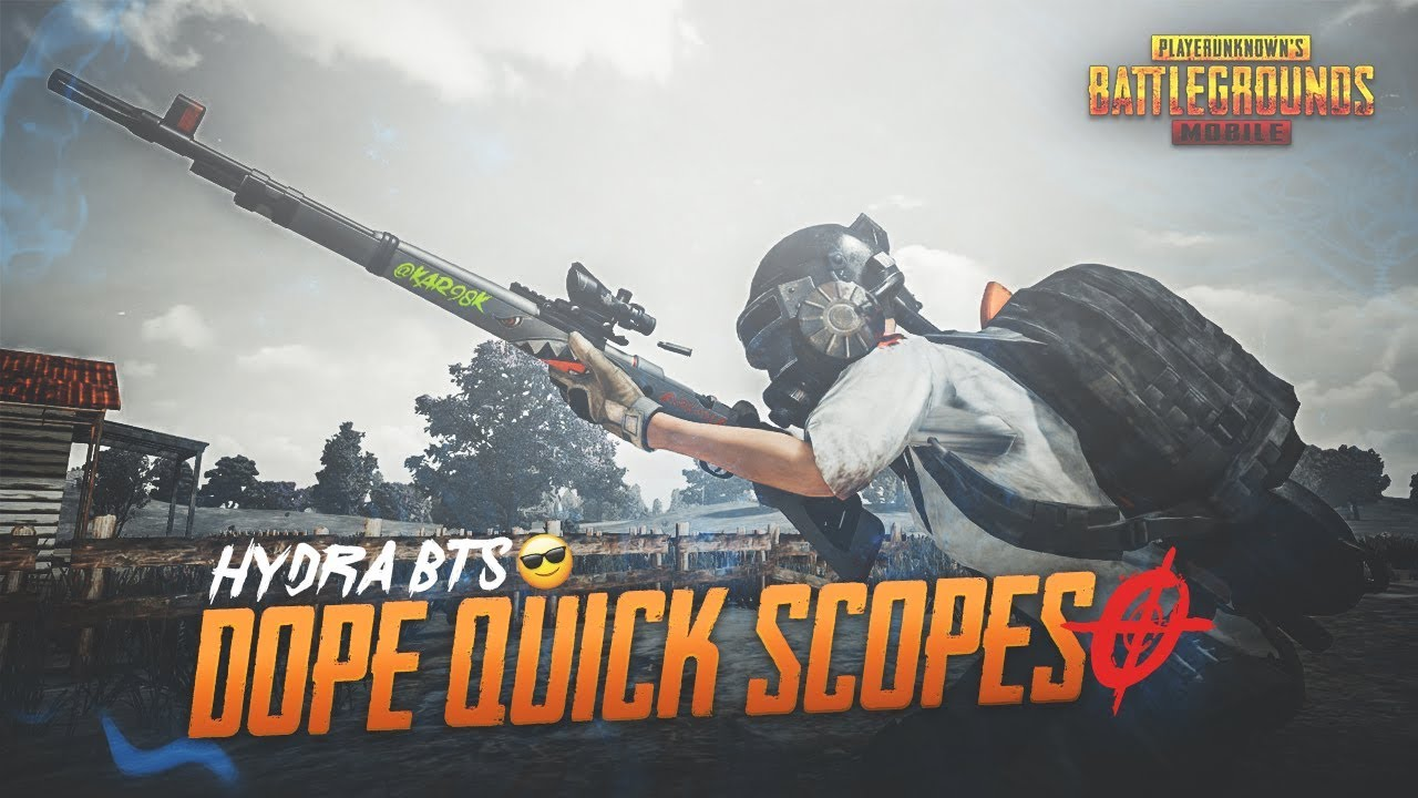 🔴PUBG MOBILE LIVE! SNIPING AT IT'S BEST! Ft  H¥DRA l BTS! SPONSOR @59rs!