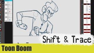 Toon Boom Harmony Tutorial #16 - Shift and Trace