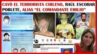 Noticias Chile: Guerrillero en Chile Secuestrador en México #CorteDeLuz #Temuco #CuicaMILF