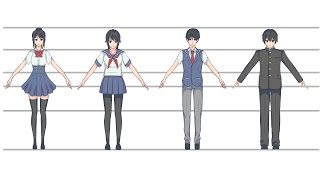 The Future of Yandere Simulator's Character Models