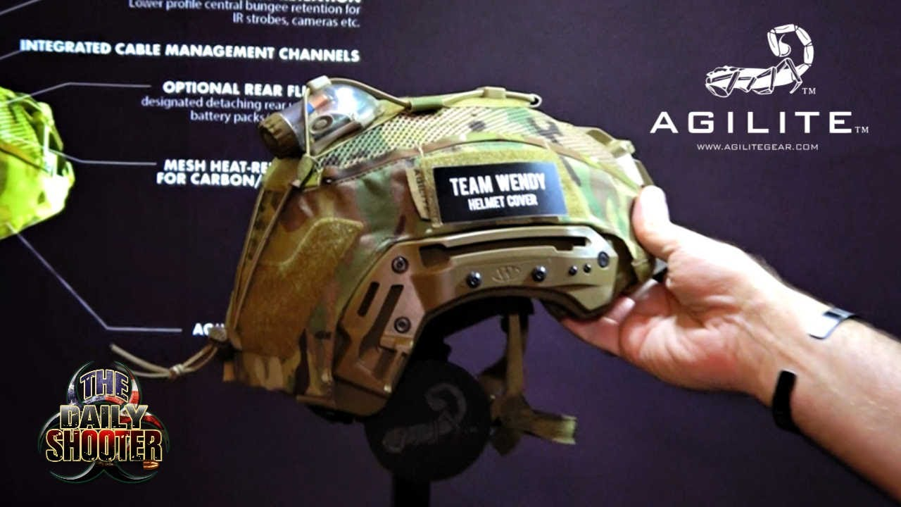 Agilite Tactical SHOT Show 2020 New Products