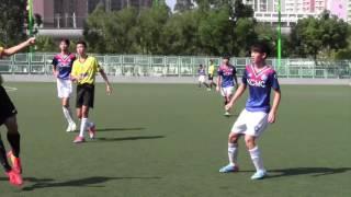 20151122 葵涌循道中學 A grade 八強 3:1