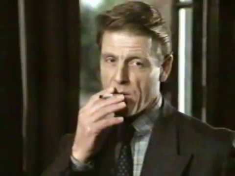 QUARTERMAINE'S TERMS  Edward Fox, John Gielgud 1987