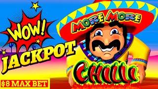 More More Chilli Slot Machine Fantastic ★HANDPAY JACKPOT★ | MAX BET JACKPOT | LAS VEGAS Cosmopolitan