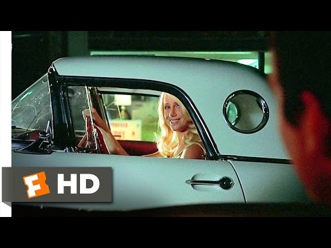 The Most Perfect Dazzling Creature Ever - American Graffiti (1/10) Movie CLIP (1973) HD