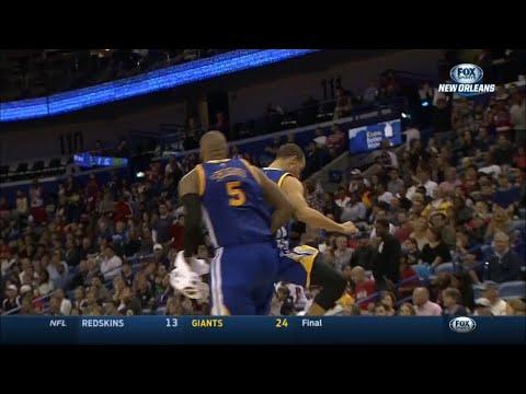 Warriors 2014-15 Season: Game 23 vs. Pelicans