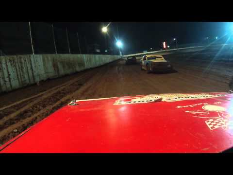 Cj Wagner Rice Lake Speedway September 30, 2013 PART 1