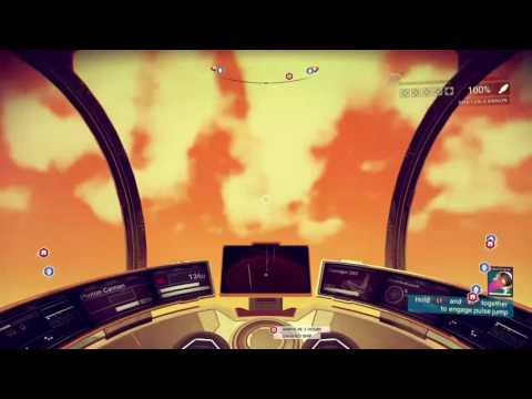 No Man's Sky - From Radiation to High temperature
