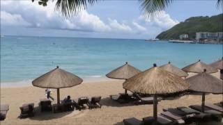 г. Санья , о. Хайнань , Китай май 2017 , набережная , море , пляж .