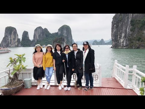 DISCOVERY VIỆT NAM !! HA LONG BAY IS THE MOST BEAUTIFUL PLACE IN VIETNAM-PART 01 from YouTube · Duration:  3 minutes 42 seconds