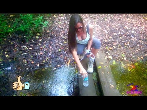 Hiking Backpacking And Survival Gear Review Water Filters
