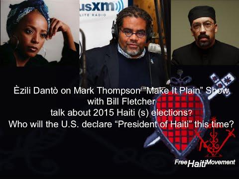 2015 Haiti Elections Oct - Ezili Dantò