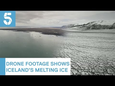 ICELAND: The devastating effects of climate change | 5 News