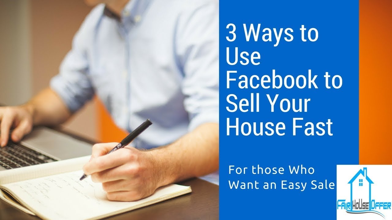 3 Ways to Use Facebook to Sell Your Charlotte House Fast