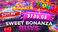SWEET BONANZA ORIGINAL VS XMAS BONUS BUYS ON ROOBET! (Which one is better?)