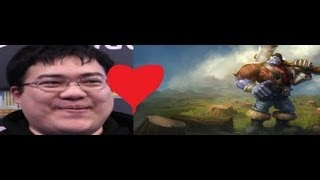 Scarra loves jungle AP Sion