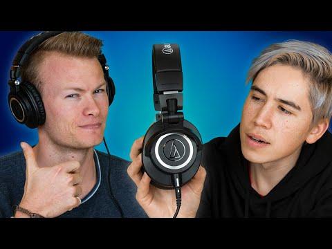 Amazon's Best Selling Headphones - Audio Technica M50x