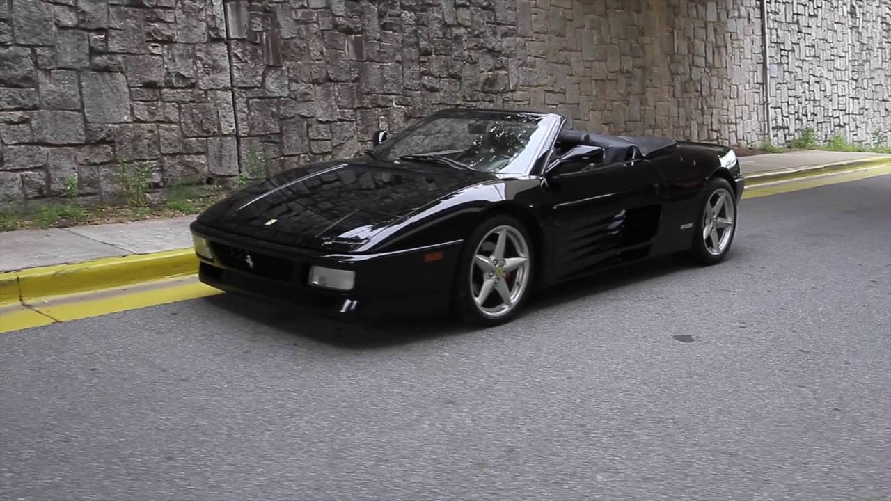 1995 Ferrari 348 Spider for sale - YouTube
