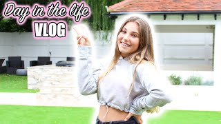 Day In The Life Of Me VLOG  Rosie McClelland