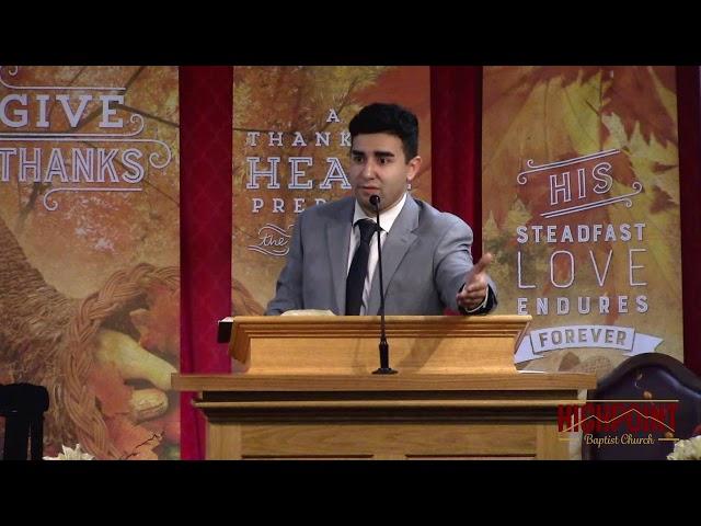 Sunday School 10/10/21- Spiritual Gifts