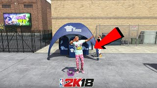 NBA 2K18 How To Get a Fortnite T-shirt