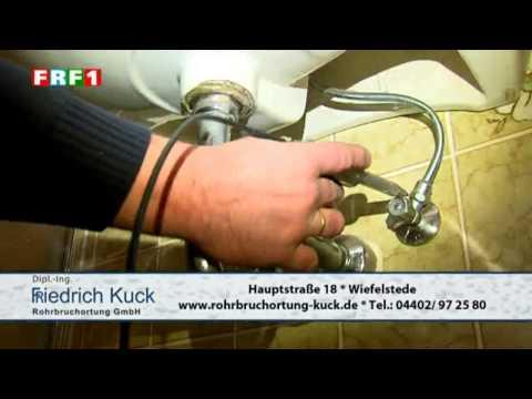 Image-Video von Dipl. Ing. Friedrich Kuck Rohrbruchortung GmbH aus 26215 Wiefelstede