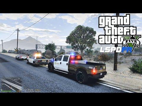 GTA 5 LSPDFR 0.3.1 - EPiSODE 125  - LET'S BE COPS - SHERIFF PATROL (GTA 5 PC POLICE MODS)