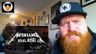 Metallica - Atlas Rise - Reaction/Review